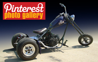 Mini Choppers / Mini Chopper Trikes